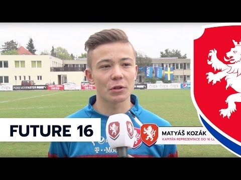 "Česká republika ""Future 16"" - Švédsko ""Future 16"" 7:1 (28. 4. 2017)"