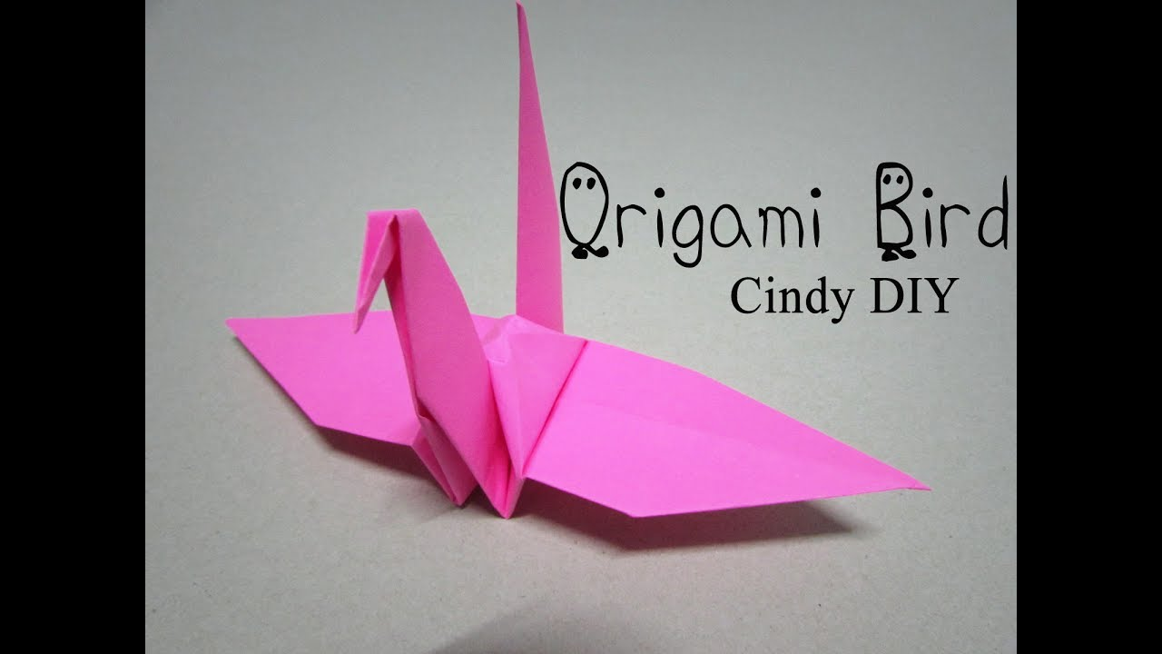How to Fold an Origami Duck: 11 Steps (with Pictures) - wikiHow | 720x1280