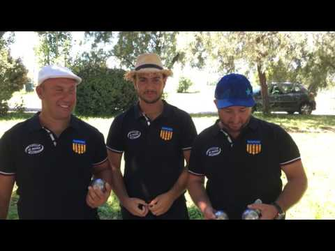 Les Frères Baudino Et Yves Molinas En Quart Du Mondial