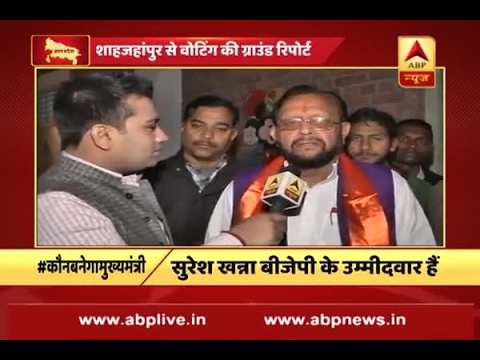 Ground report of voting from Shahjahanpur
