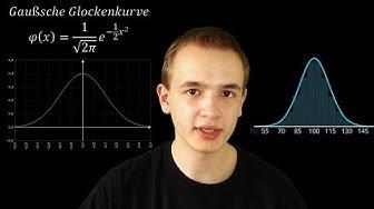 Mein IQ und die Normalverteilung