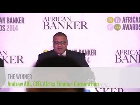 Andrew Alli - African Banker Icon