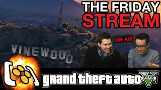 GTA 5 (PS4 lol) - The Friday Livestream - VideoGamer