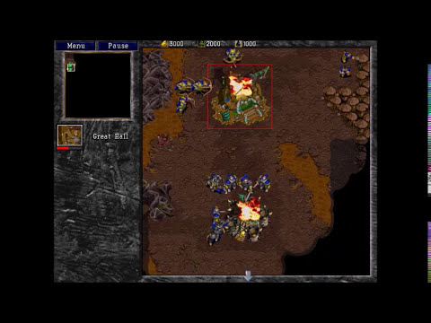 Warcraft II: Beyond the Dark Portal. Humans 5