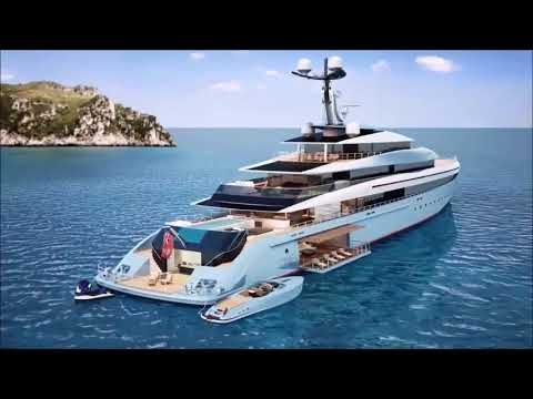 Iconic Yachts   Oceanco greatest superyacht   megayacht designs and concepts PART  2
