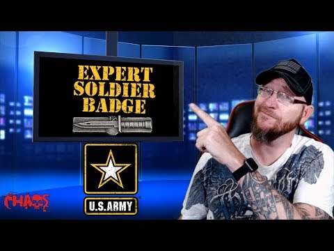 The New Expert Soldier Badge