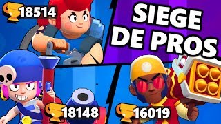 3 pros detruisent le mode siege twistitwik sunbentley jason brawl stars