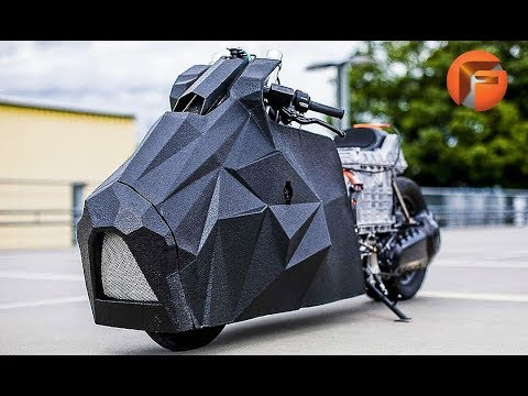7 Rare Motorcycles You Won't Believe Exist