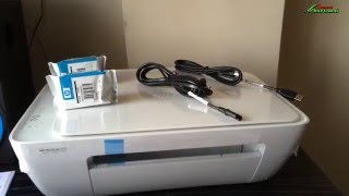 Hp Desk jet 2131 Printer Unboxing |All in one printer | Quick review