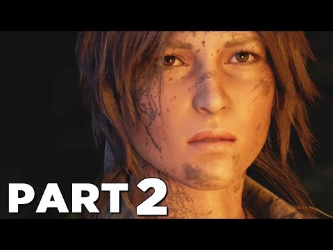 SHADOW OF THE TOMB RAIDER Walkthrough Gameplay Part 2 - JAGUARS (PS4 PRO)