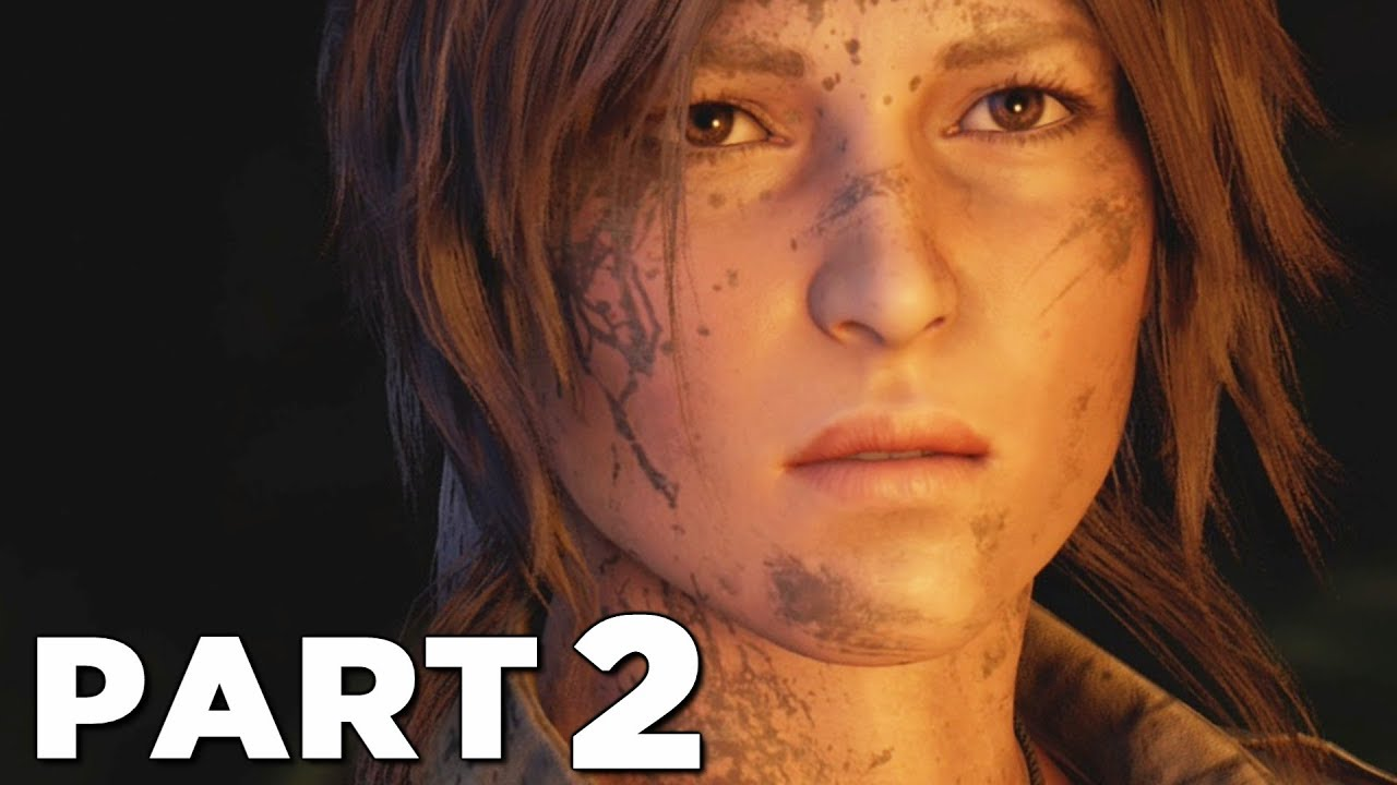 Shadow Of The Tomb Raider Walkthrough Gameplay Part 2 Jaguars