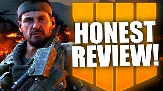 My FINAL REVIEW of Black Ops 4 Blackout...