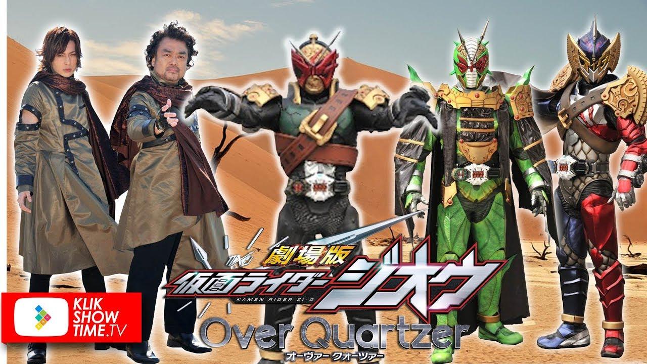 Waduu Misteri Kebangkitan Oma Zi-O terungkap disini?! Bahas Movie Kamen  Rider Zi-O: Overquartzer