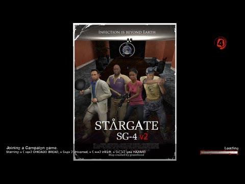Left 4 Dead 2: Stargate SG-4