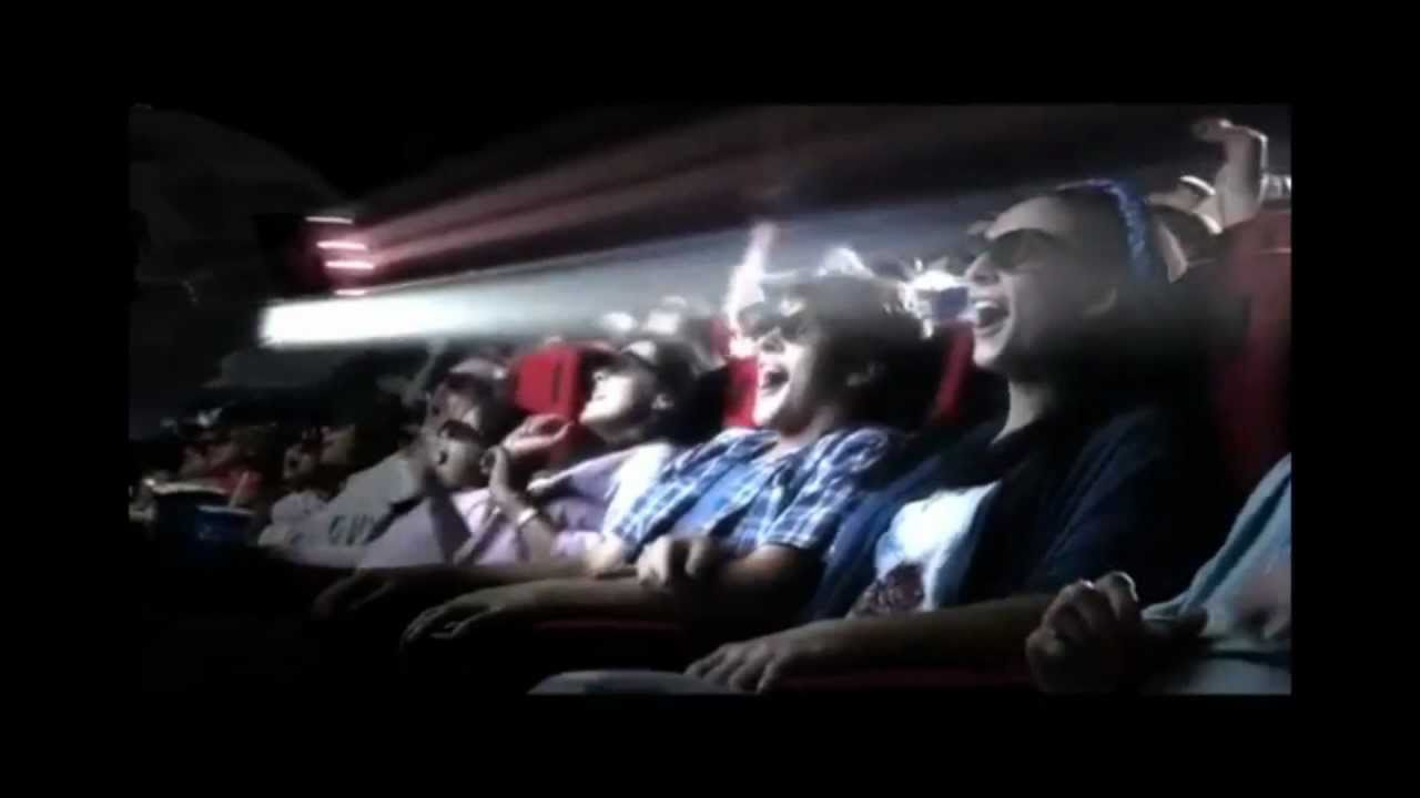 4dx cinepolis nueva sala nueva experiencia youtube for Sala 4d cinepolis