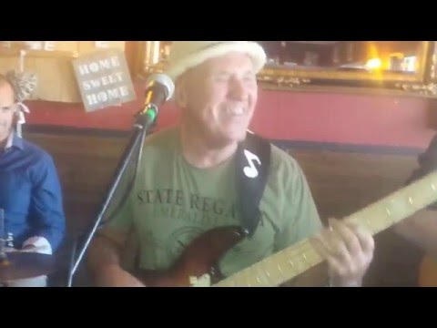Jim Rhodes Good golly miss molly 11.5.2016 Cafe t'Haventje 'Altea