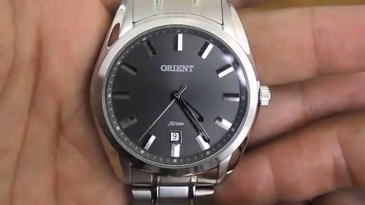 470f27cb658a3 Relógio Masculino Orient MBSS1213 - YouTube