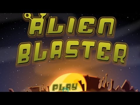 Alien Blaster Game - Online Cannon Shooting Fun For all Ages