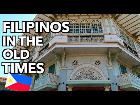 FILIPINO'S Spanish-era WAY OF LIFE! Antique Appliances 🇵🇭 NOSTALGIC!