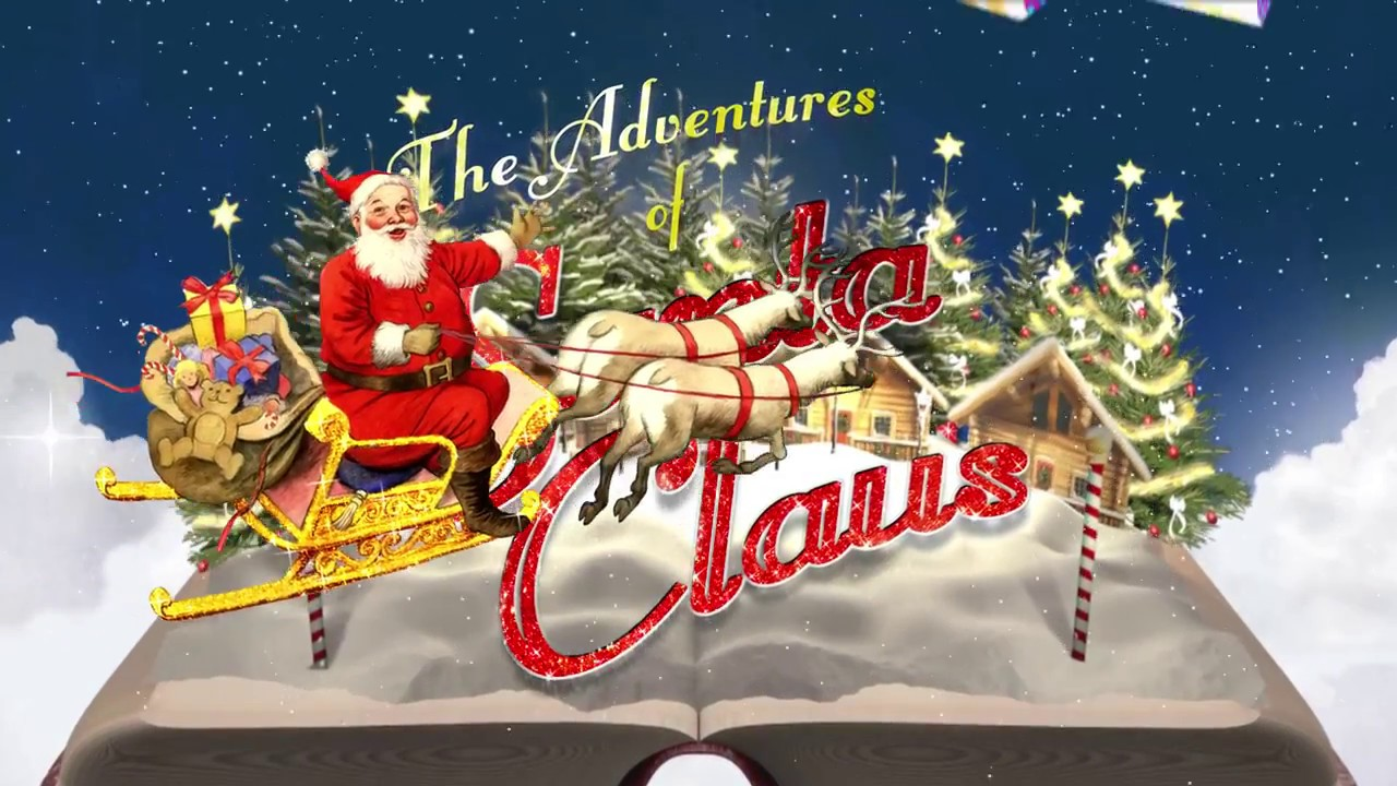 THE ADVENTURES OF SANTA CLAUS