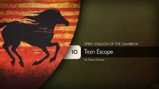 10 Hans Zimmer - Spirit: Stallion of the Cimarron - Train Escape