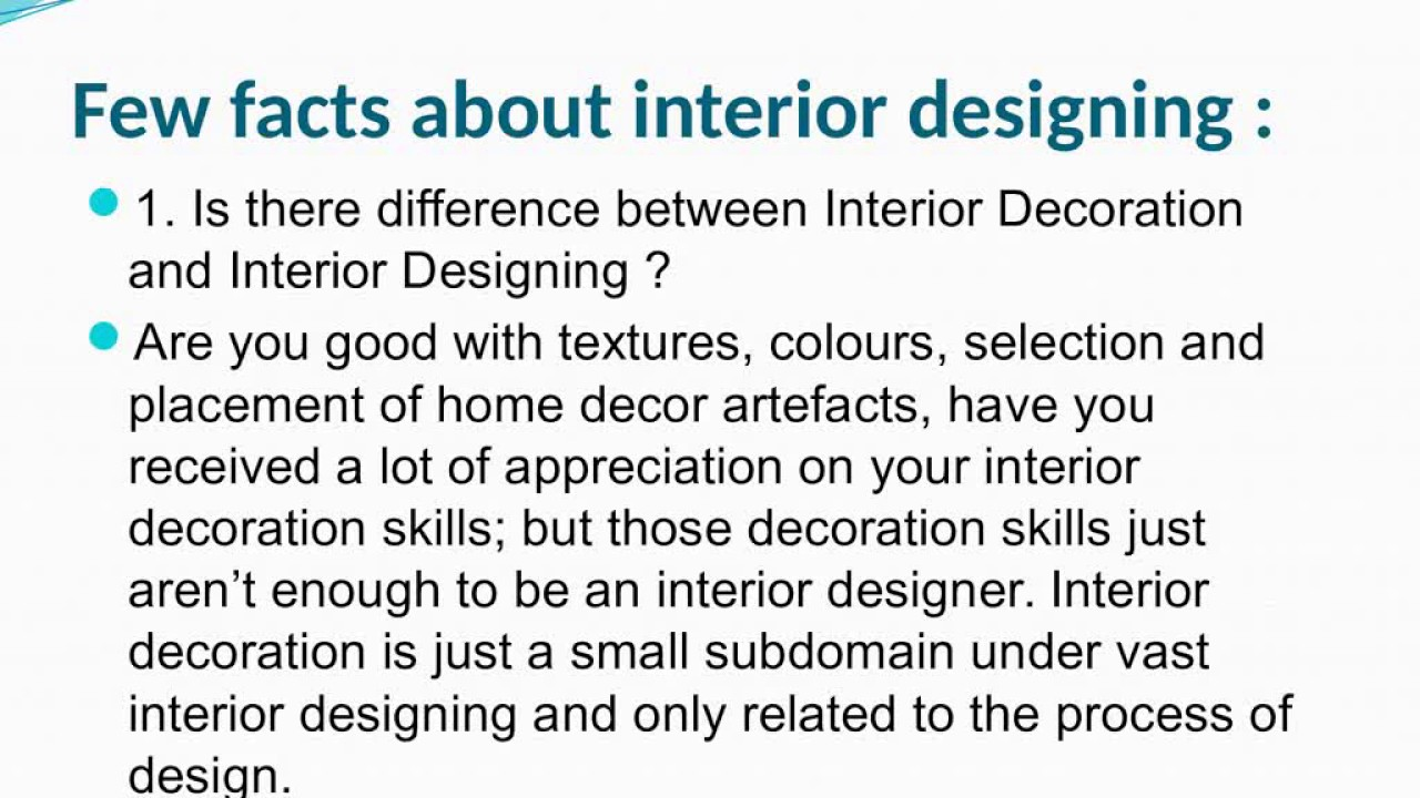 Learn Interior Designing Course Career Decormyplace