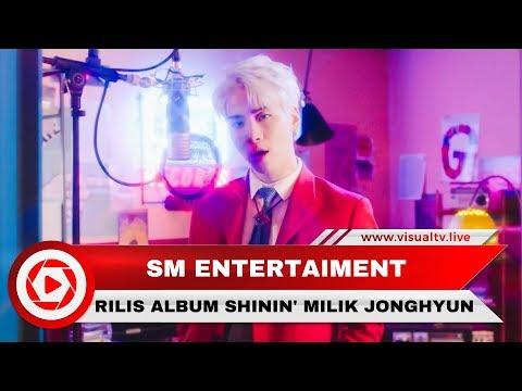 Shinin', Lagu Mendiang Jonghyun Dari Album Poet Artist
