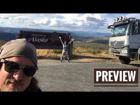 How to travel Alaska in an EV Bimobil ex480 preview