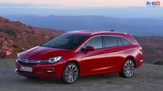 2016 Opel Astra Sportstourer Drive Check Fahrbericht Test 1.6 CDTI Diesel