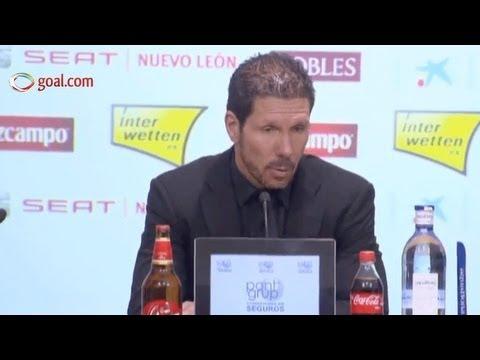 Sevilla vs Atletico Madrid - Diego Simeone post-match press conference