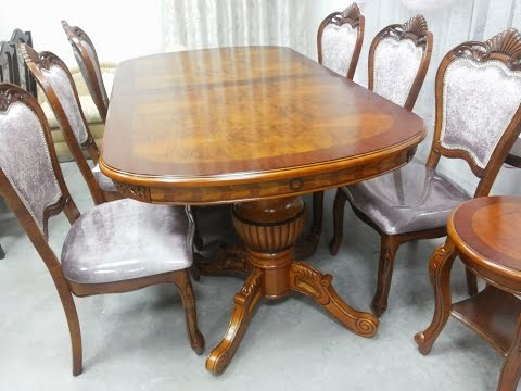 Кухонные столы и стулья стеклянные фото цены