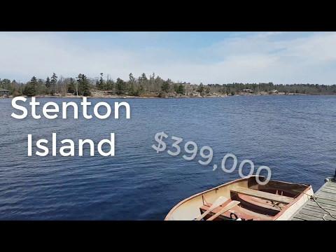 Island Property for Sale Georgian Bay