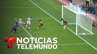 Chile derrota a Camerún en su estreno en la Confederaciones | Noticiero | Noticias Telemundo