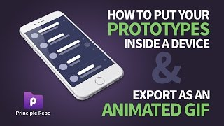 Video How to Put Your Prototypes Inside a Device and Export as GIF download MP3, 3GP, MP4, WEBM, AVI, FLV Juni 2018