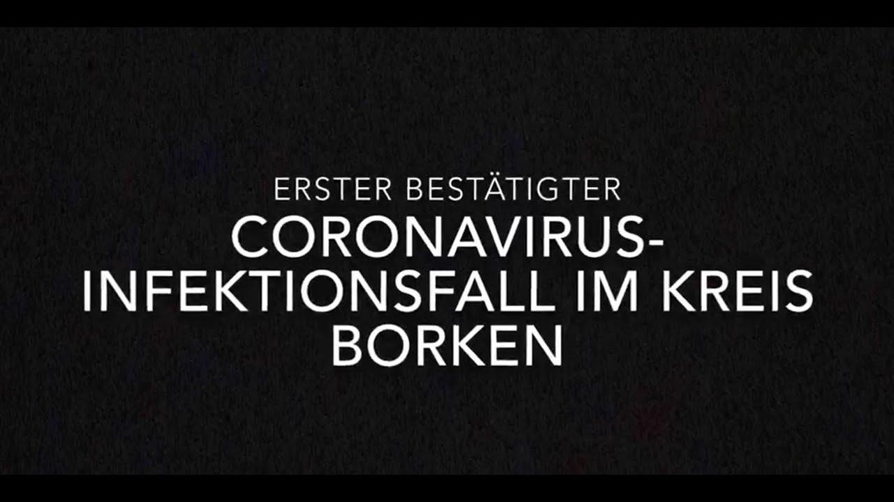 corona virus kreis borken