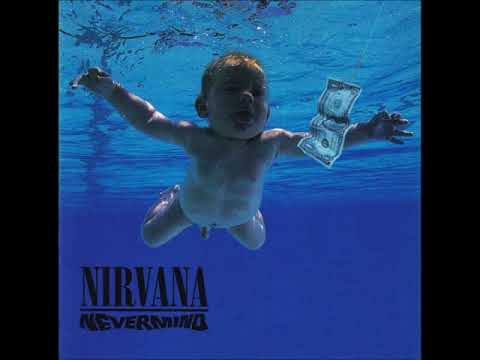 Nirvana  Nevermind Full Album