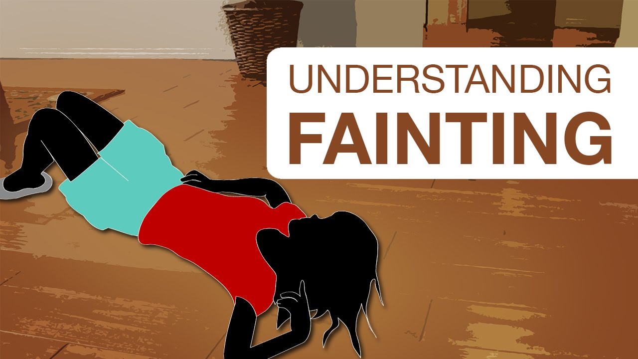 Fainting in children: causes, tests, first aid