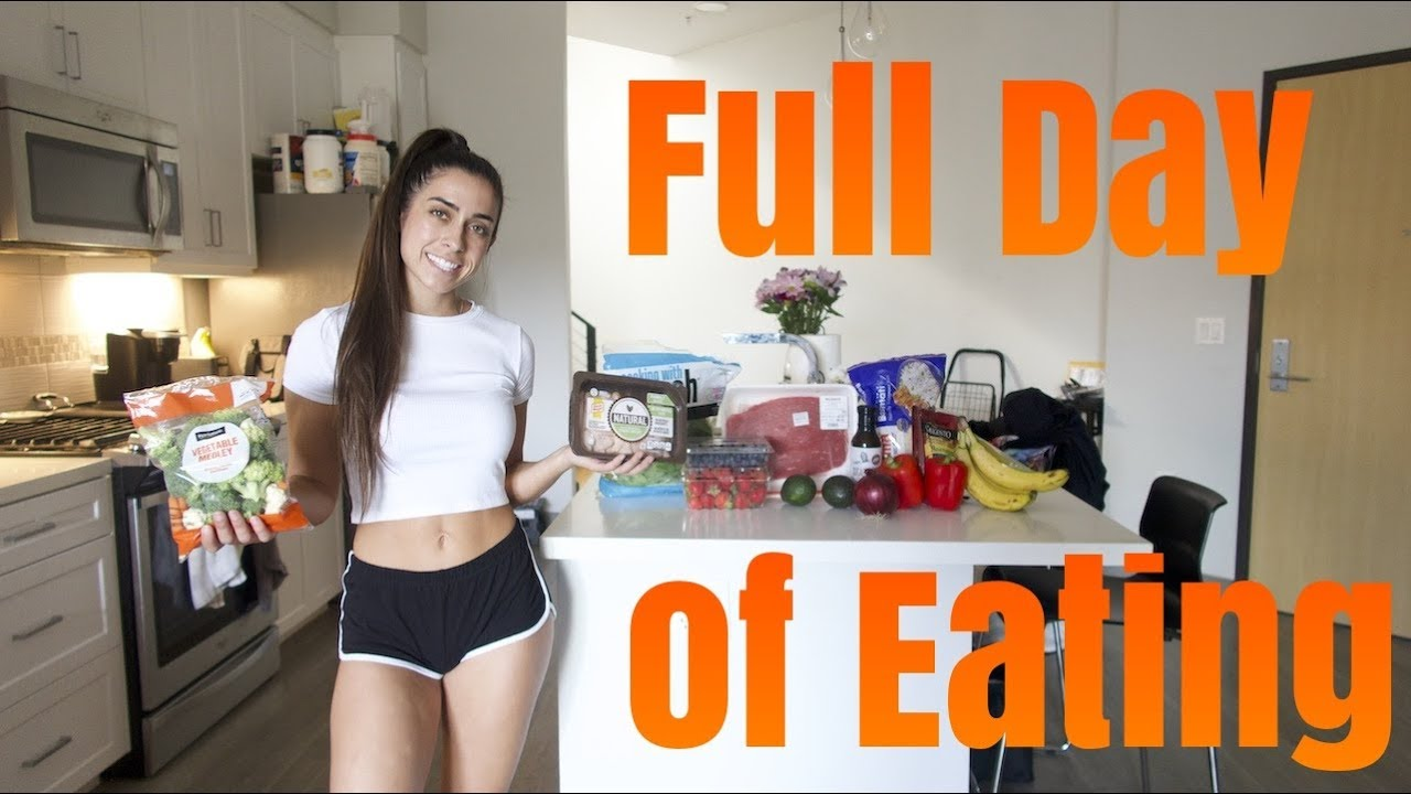 What I Eat in a Day | QUICK HEALTHY MEAL IDEAS