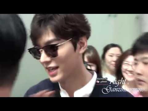 Lee Min Ho 20160911 Incheon Airport 스페인 출국