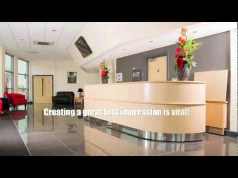 OfficeFurnitureBox.com Fulcrum Reception furniture