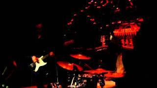 Steve Mackay, Mike Watt, Toby Dammit and Jessie Evans in Prague Jam August 2011