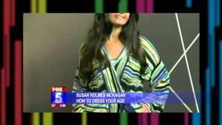 Susan Holmes-McKagan Fashion / Style / Hosting Reel