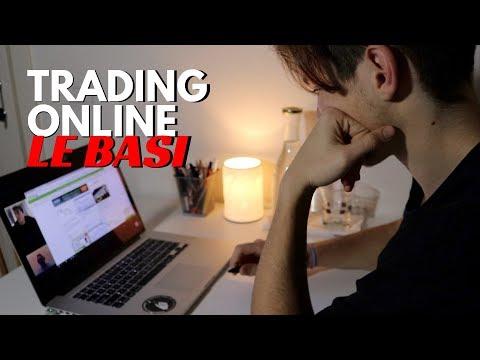 Trading Online: LE BASI per Principianti [Lezione 1]