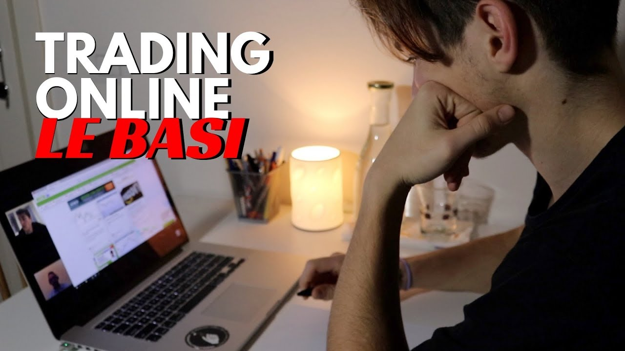 Trading Online LE BASI per Principianti Lezione 1