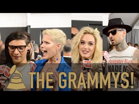 The 2017 GRAMMYs Recap: Halsey, Katy Perry, Blink-182 & More!