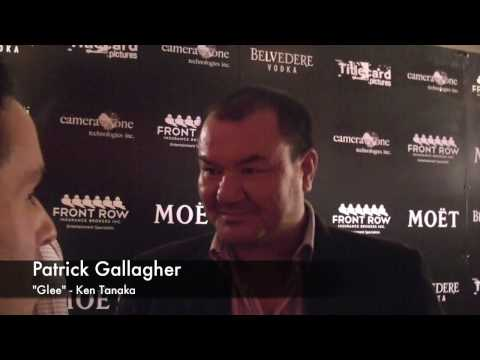 Interview with Patrick Gallagher Glee's Coach Ken Tanaka
