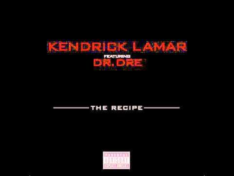 Kendrick Lamar ft Dr Dre  The Recipe Instrumental w Download Link