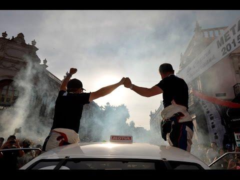 Durango la meta perfecta para La Carrera Panamericana