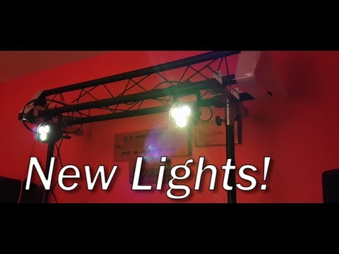Best Multi Effect Par Light!! | OPPSK Par Light | New DJ Lights! | RGB+UV+SMD