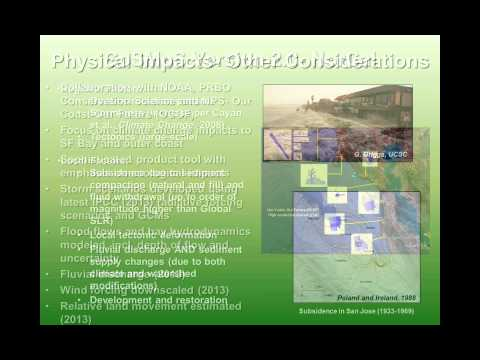 POET Webinar - Coastal Vulnerability to Climate Change on the North-central California Coast